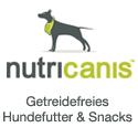 Nutricanis getreidefreies Hundefutter