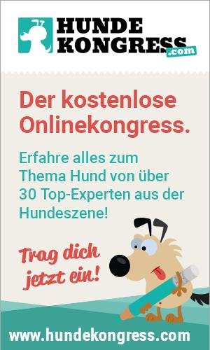 Hunde-Onlinekongress - größtes Hunde-Online-Event Deutschlands