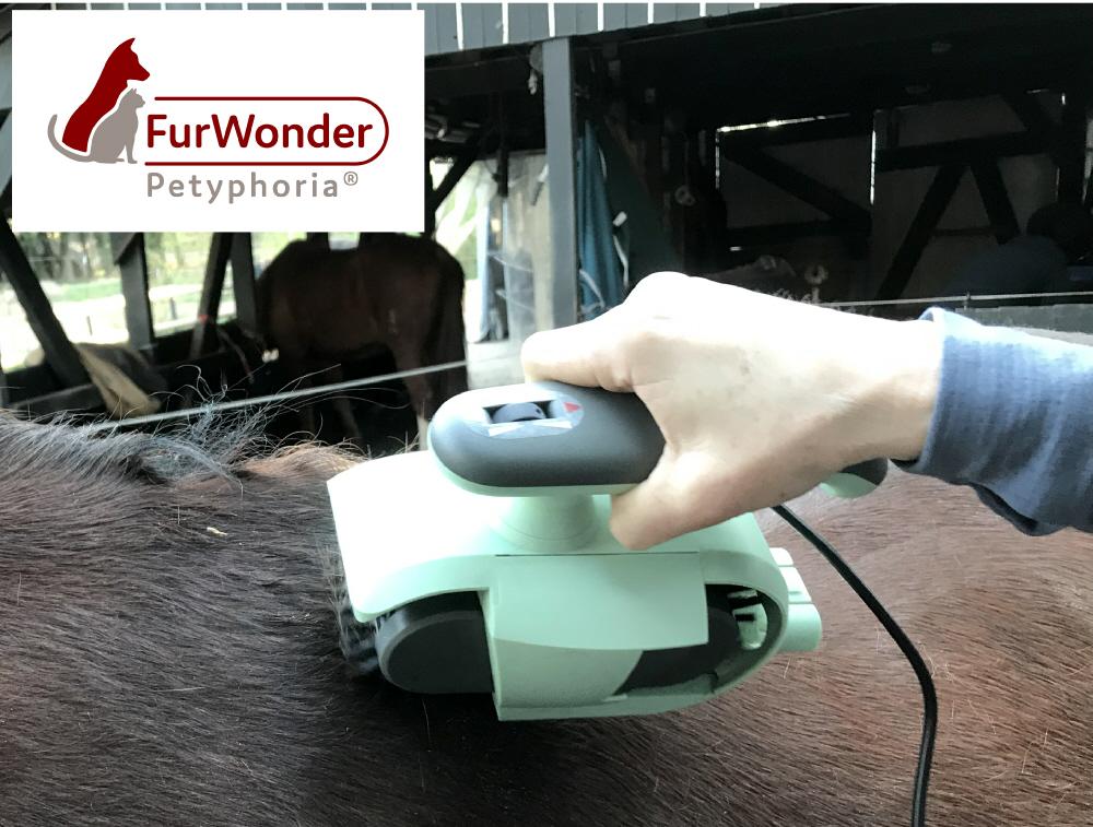 FurWonder - Die moderne Fellpflege für Hunde und Pferde