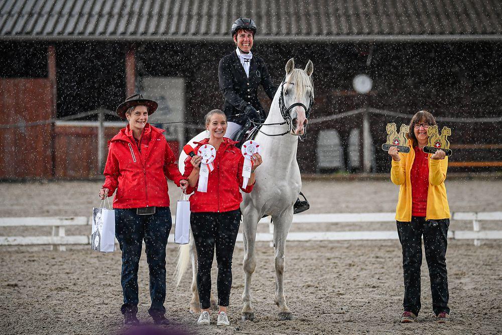 Gelungener Auftakt der Crystal Challenge Arabian Horses Switzerland in Fehraltorf