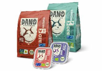 Bio für die Katze: DANO Bio-Katzenfutter ab 1. September 2018 bei DM Drogeriemarkt