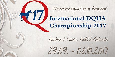 Q17 International DQHA Championship